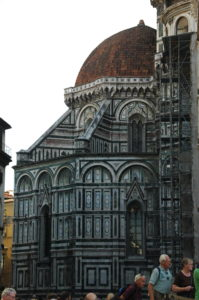 The Baptistry of the Duomo, Florence